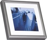 Henzo Portofino 50x50 cm zilver 80.008.15