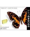 Secondlife inkt Epson T2714 XL Yellow