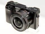 Sony A6000 + 16-50mm Power Zoom Lens Kit zwart