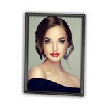 Zep fotolijst metaal 15x20 cm zwart parelrand BN146