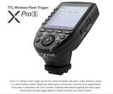Godox X PRO-S Transmitter Sony