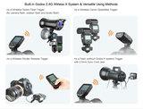 Godox Speedlite V1 X-Pro Trigger accessoires kit voor Sony