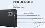 TSE LEDverlichting | Powerbank P4040-RGB