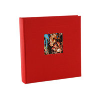 Goldbuch fotoalbum Bella Vista rood 27984