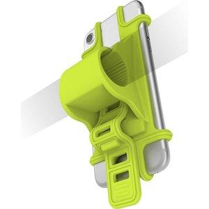 Celly Bike Holder voor smartphone lime