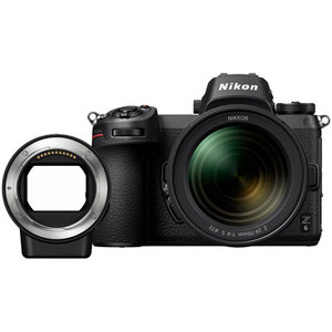 Nikon Z6 + 24-70mm + FTZ Mount adapter