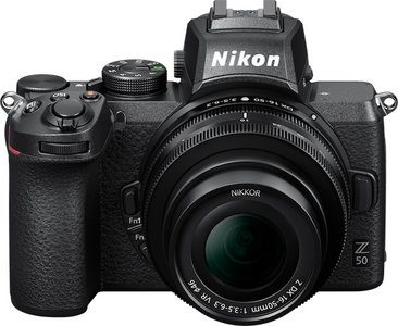 Nikon Z 50 Body + 16-50mm