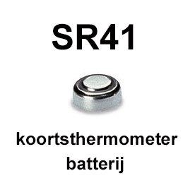 Panasonic SR41 1.55 Volt batterij