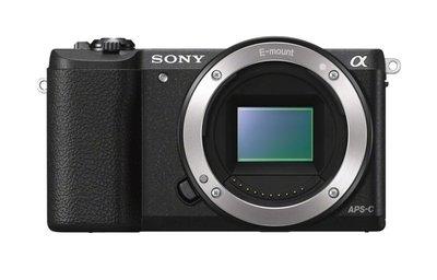 Sony ILCE-5100 body zwart