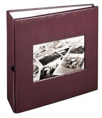 Henzo slip-in album Edition 50.203.00 bordeaux
