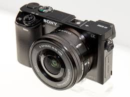 Sony A6000 + 16-50mm Power Zoom Lens Kit zwart