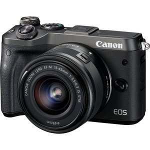 Canon EOS M6 + 15-45 mm IS STM