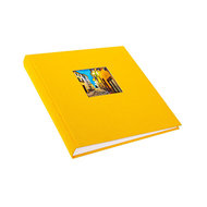 Goldbuch fotoalbum Bella Vista geel 27891