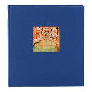 Goldbuch fotoalbum Bella Vista klein donker blauw