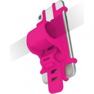Celly Bike Holder voor smartphone pink