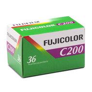 Fujifilm Fujicolor C200 135-36 fotorolletje