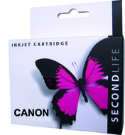 Secondlife inkt Canon CLI-581 XL Magenta