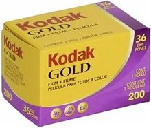 Kodak Gold 200 36