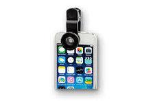 Hama Universele lenskit 3in1 voor smartphone/ tablets